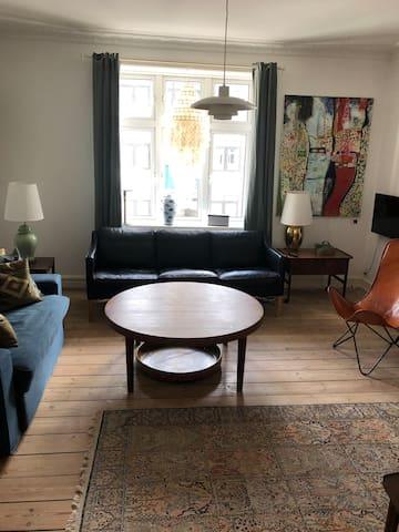Et kunstnerhjem