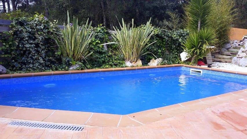 Apartamento en Begur con jardin y  piscina - Begur - Appartement en résidence