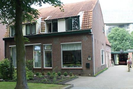 """Overnachten in Zwolle bij B&B """"Het Beukenhofje"""" - 兹沃勒(Zwolle)"""