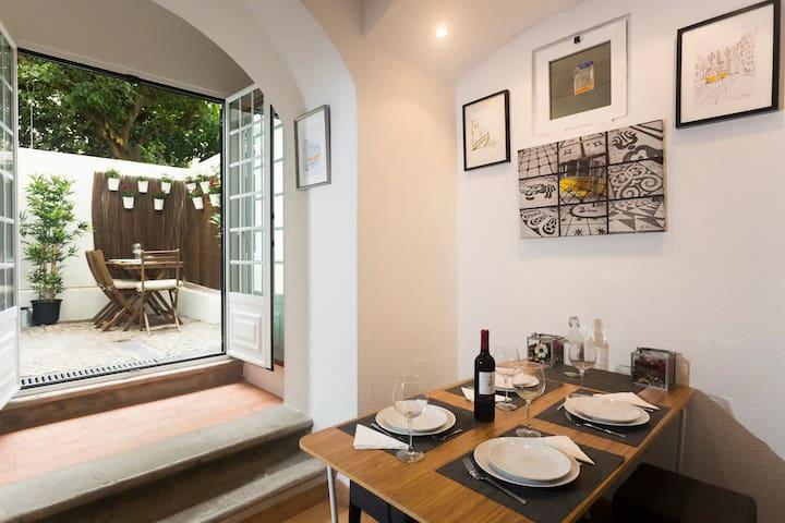 Olá Lisbon - Principe Real with Terrace II