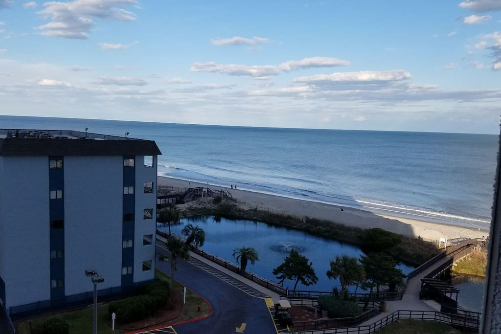 Walk To The Sand Gated Oceanfront Condo 1 Condominiums For Rent In Myrtle