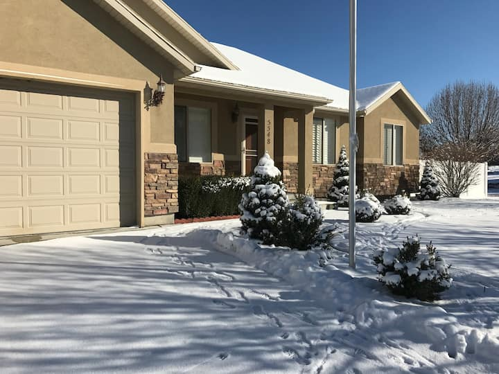 Utah family friendly home