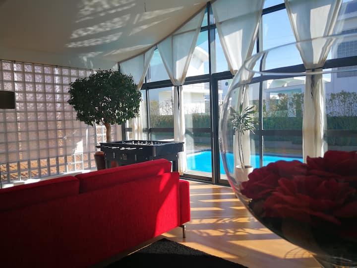 Dreamvillage - Golf Resort Lux (Safe & Clean)