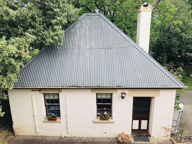 Tank Cottage at Glen Derwent