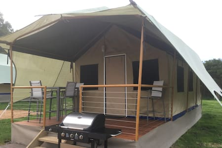 Eco Tent -Promhills Cabins, Wilsons Promontory - Yanakie - Khemah