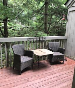 Cute & Quiet Cottage close to Lake & Resort