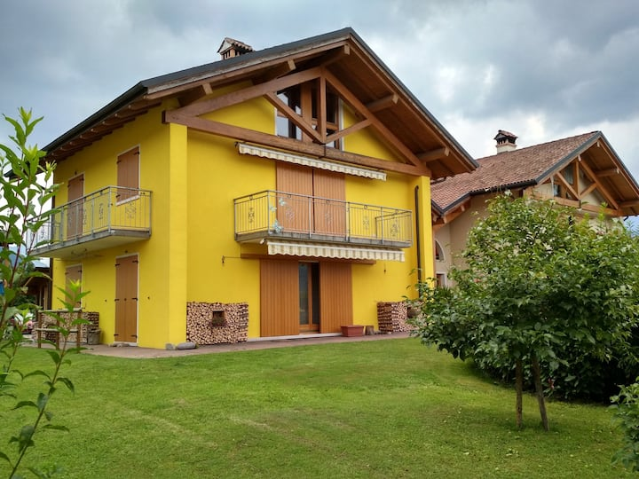 Family Home Dolomiti -Villa Giuliana-