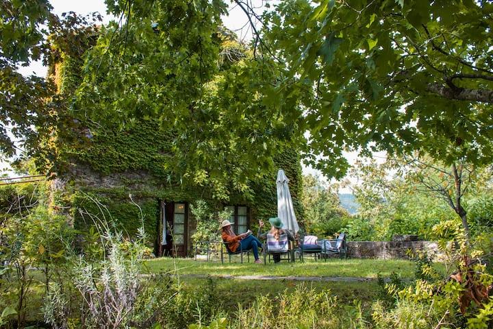 La Bicchieraia stunning country villa with pool