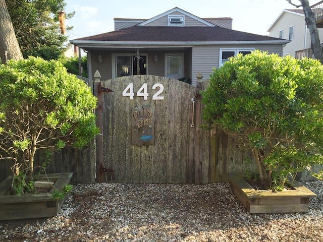Gull's Crest Cottage, 3BdRm, 4Beds, 2 Bath retreat