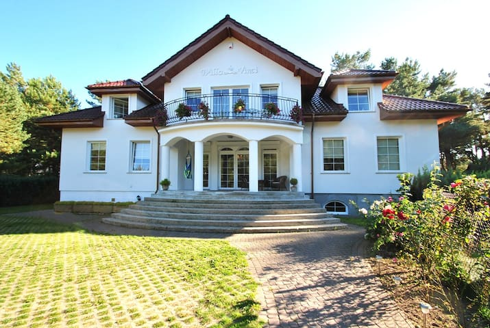 Dom Wakacyjny Willa Vinci Rozewie - Władysławowo