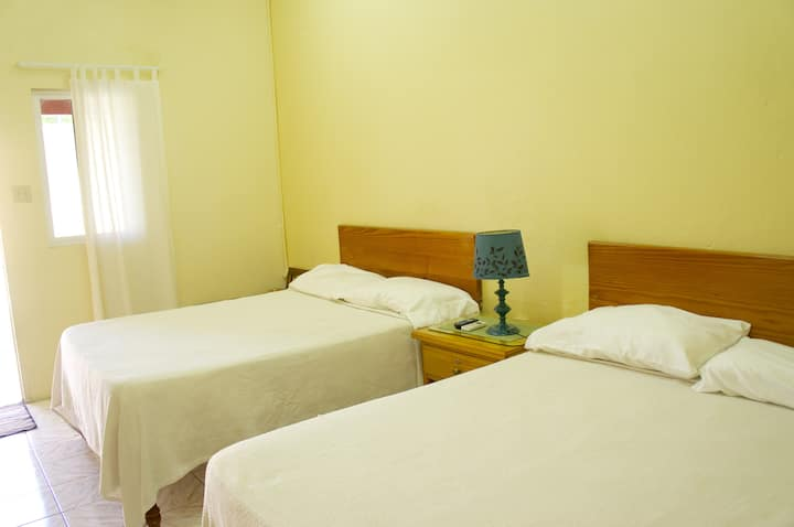 Nice Budget Hotel Room In Montego Bay Near Beach