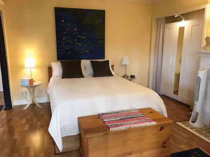 Sanborn House Guest Suite