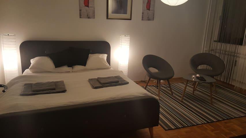 Studio-apartman Gustav 4*