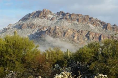 3J Ranch, Tucson, Arizona - Casa