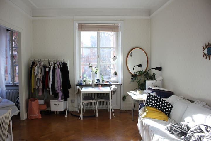 Charming flat in the heart of Östermalm