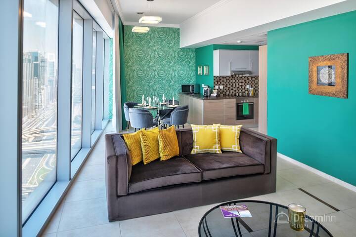 Graceful 1 Bedroom Apartment - Downtown Dubai