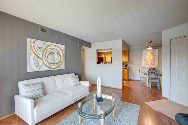 Clean apt just for you | 1BR in Kansas City
