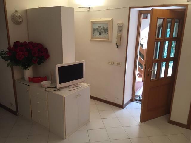Relax !!! Appartamento a Bruscoli-passo della Futa
