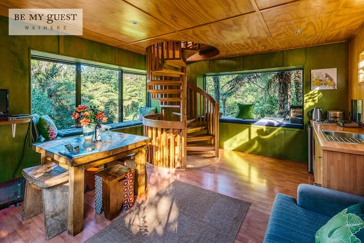 THE TREEHOUSE WAIHEKE | Be My Guest