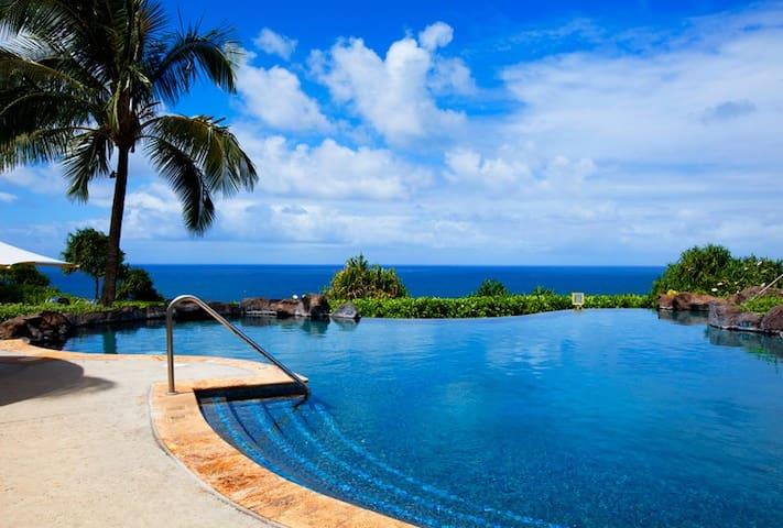 Westin Princeville - 2 bedroom - Kauai - Princeville - Własność wakacyjna
