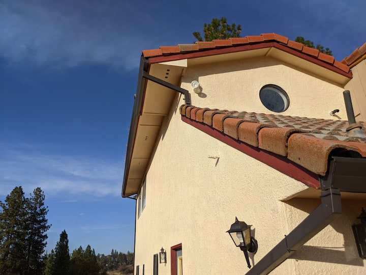 Beautiful Placerville Vineyard Home