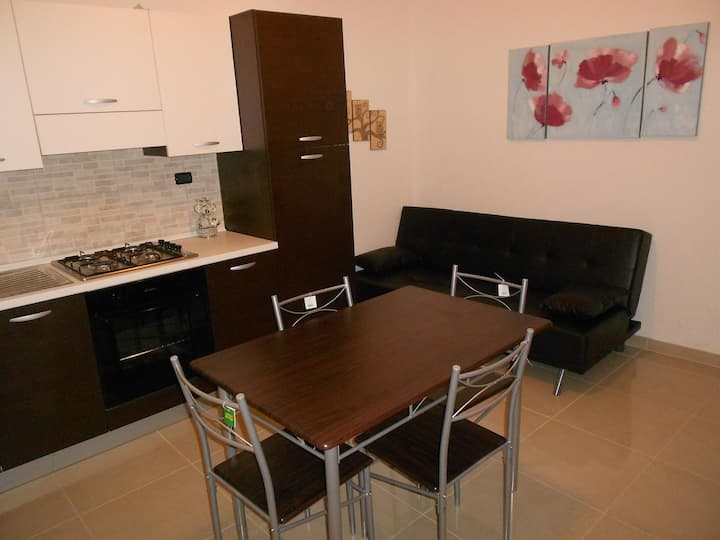 Cosy Holiday Apartment Batti On the Outskirts of Oristano