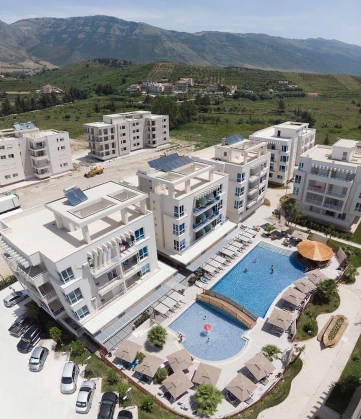 Appartement Jon 1 chambre in Tirana Resort