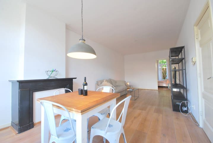 Spacious and great city centre apartment for two