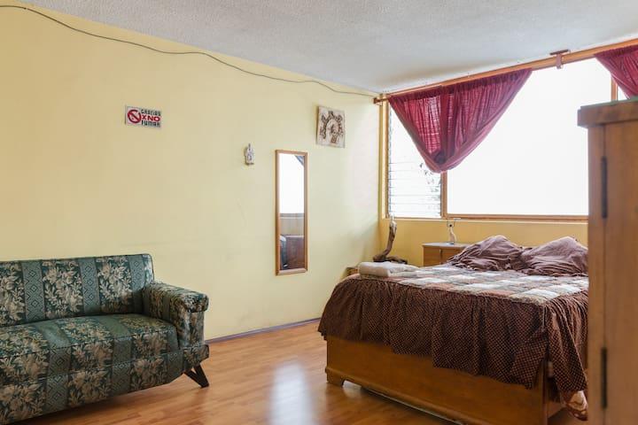 Elegant and cozy room in Condesa - Ciudad de México - House