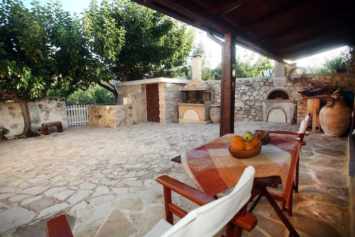 Cretan Manos Castle