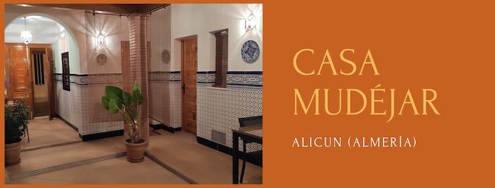 Casa Mudéjar Alicún (Almería)