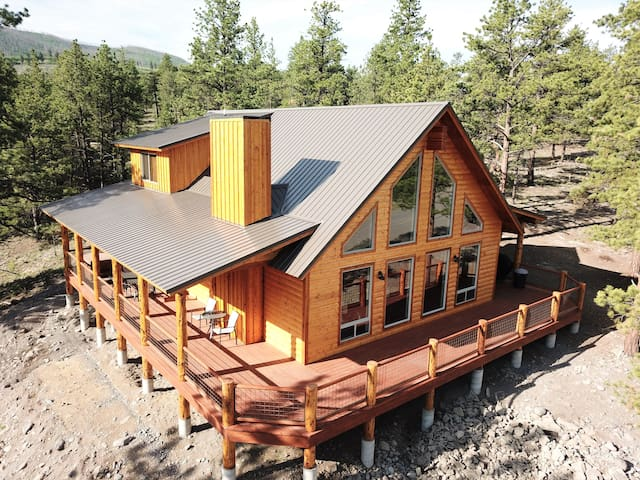 The Timberwolf: NEW construction