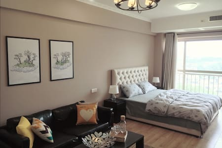 Spacious room, next to Confucius Temple and Subway - Nanjing - Daire