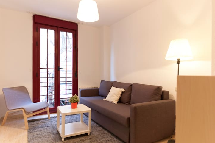 Lovely 4 people apartment close to downtown. Wifi - Madrid - Apartamento