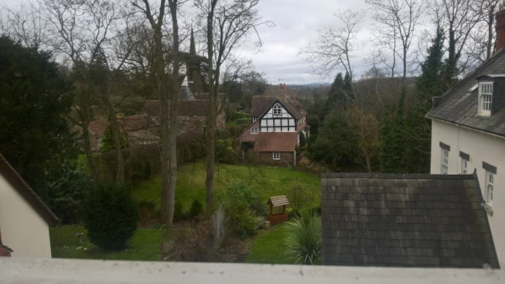 Stretton Grandison  Country Home with lovely views