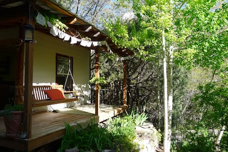 Casita Colibri - cozy tiny house, outside of DGO - Chalet