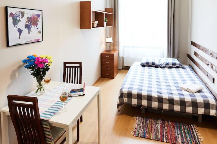 ❤ Cozy room in  center ❤