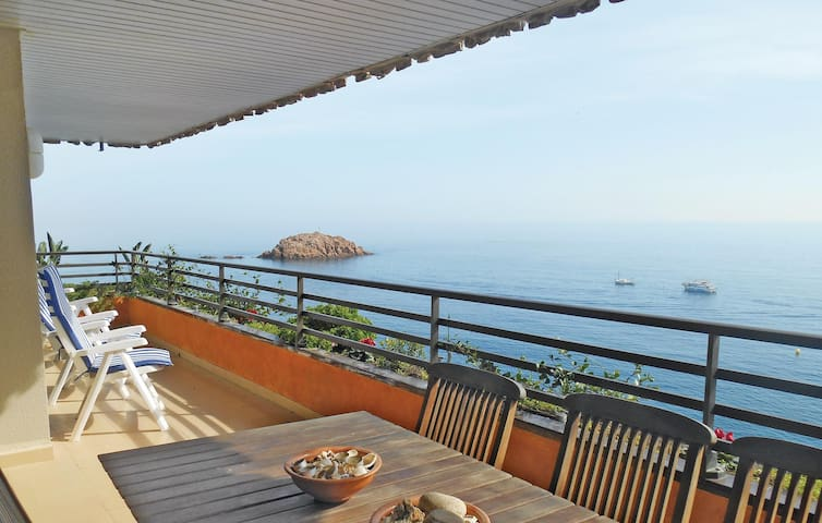 Holiday apartment with 4 bedrooms on 118 m² in Tossa de Mar
