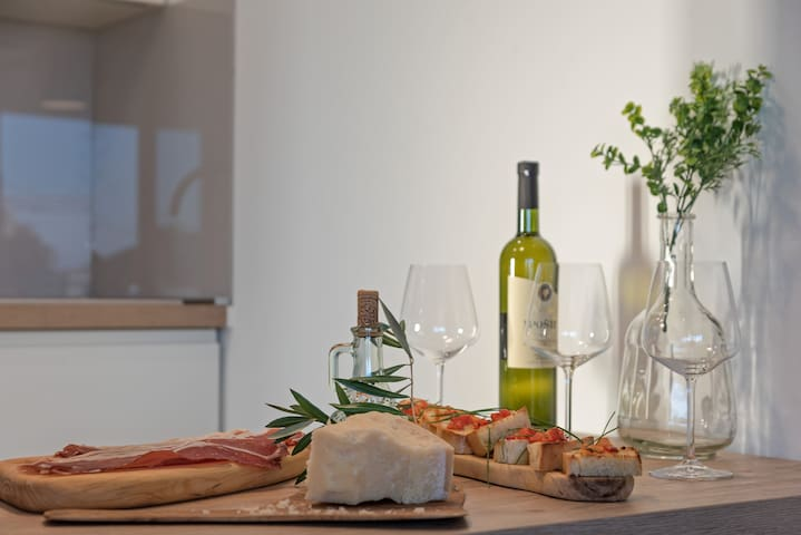 Arka Trogir 2 - Seget Vranjica - Dormitorio para invitados
