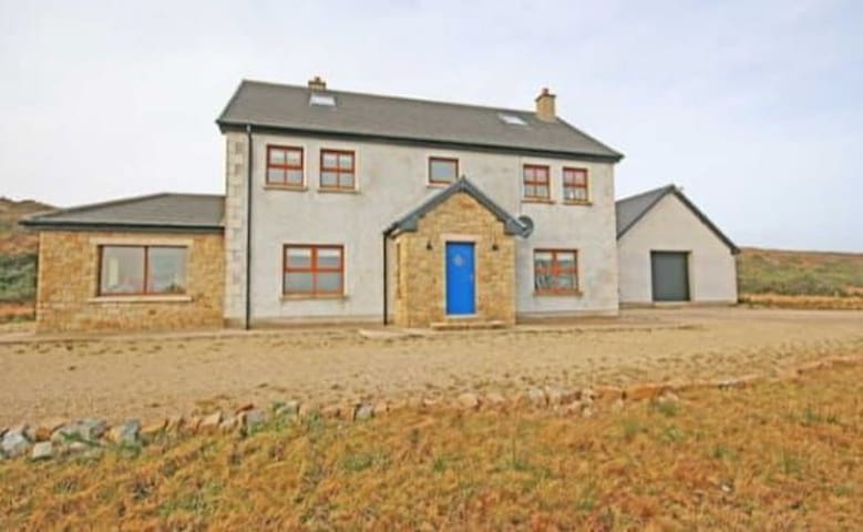 Stunning house 5mins drive from dunfanaghy village
