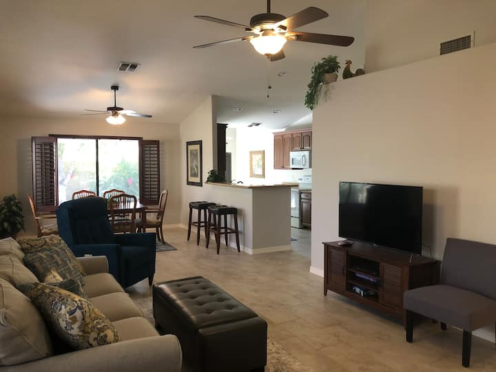 Accessible Home in Lake Community in Gilbert