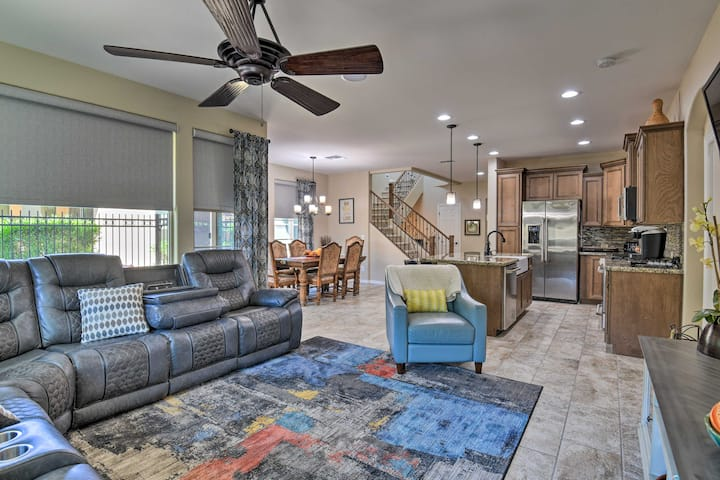 NEW! Queen Creek, San Tan Valley Home: Golf & Hike