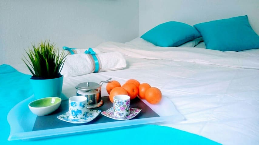 PERFECT LOCATION, COMFORTABLE APARTMENT.    WIFI - Alacant - Daire
