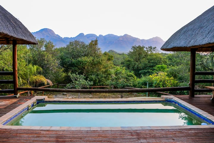 Hoedspruit Home with a View