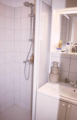 Cosy 3 room flat near Metro station