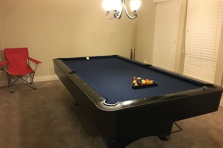 1 KING Bed/Shared Bath SUPER BOWL Weekend House - Rosenberg - Huis