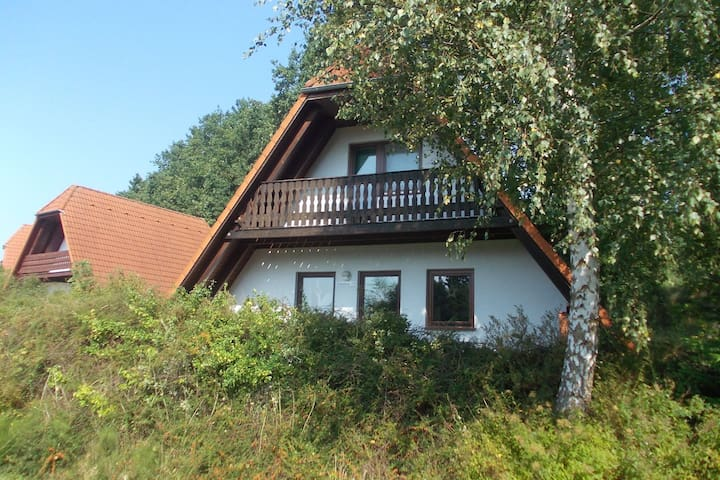 Fully furnished Finnhus holiday home in a quiet location