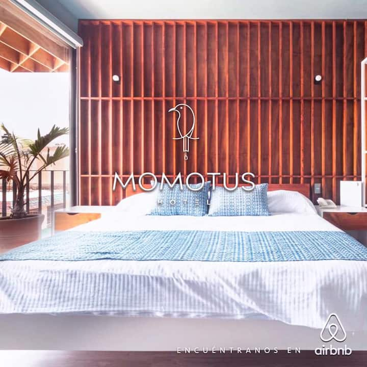 Hotel MOMOTUS----Hab. Deluxe Superior King