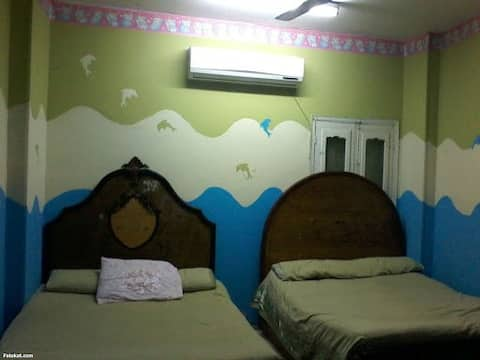 غرفة في دمياط
