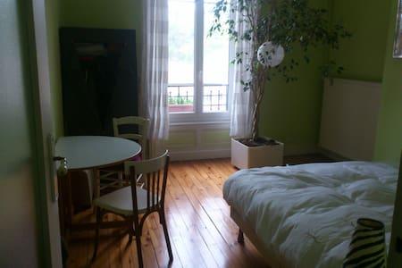 Chambre avec vue dégagée - Le Chambon-Feugerolles - 公寓